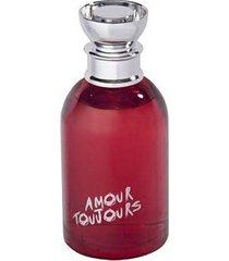amour toujours paris elysees - perfume feminino - eau de toilette 100ml