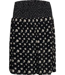 skirt kort kjol svart noa noa