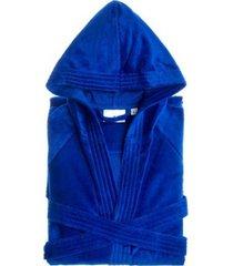 jorzolino badjas hooded cobalt blue-s
