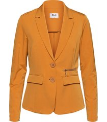 &co woman blazer phileine oranje