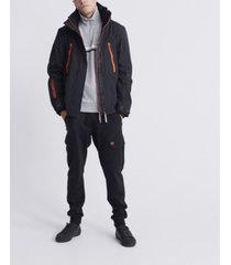 superdry men's hooded tech sd-windattacker jacket