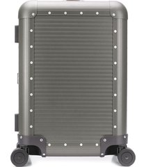 fpm milano bank spinner suitcase - grey