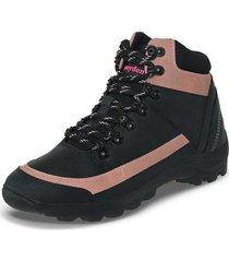 botas chana negro croydon