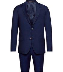 edmund suit kostym blå oscar jacobson