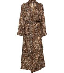 leonora robe morgonrock brun underprotection