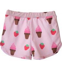 szorty strawberry ice cream