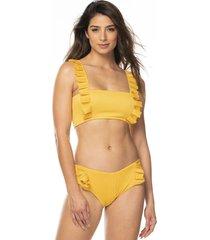 vestido de baño bikini con boleros – corpo swimwear