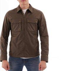 dunstall jacket - caper green  c61n0158-20034