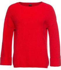 maglione con maniche svasate (rosso) - bodyflirt
