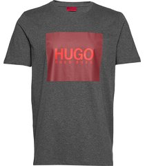 dolive201 t-shirts short-sleeved grå hugo