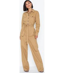 nly trend cargo boilersuit jumpsuits
