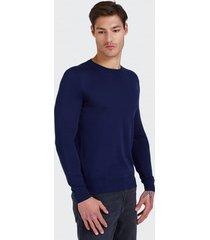 sweter marciano z elastycznymi wstawkami