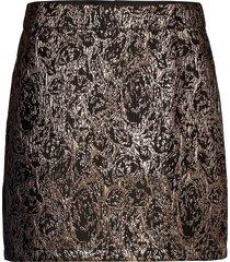 srwilhelmina hw skirt kort kjol svart soft rebels
