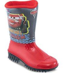 envío gratis botas trappis rojo-negro   croydon