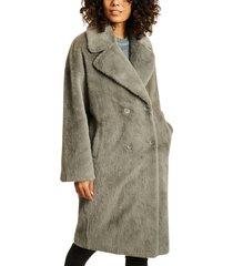 vaderi faux fur coat