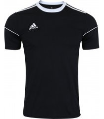 camiseta adidas squad 17 - masculina - preto
