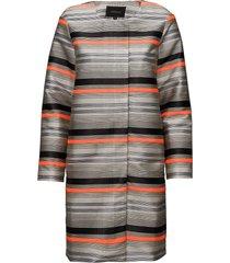 cami long jacket dunne lange jas multi/patroon soft rebels
