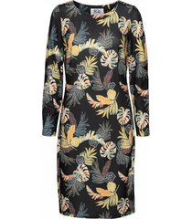 &co woman jurk lena dress zwart