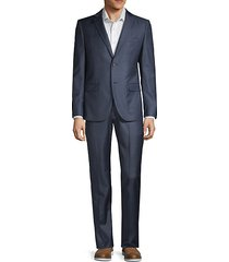 2-piece slim fit rodolf wool suit