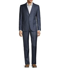 2-piece slim fit rodolf wool suit