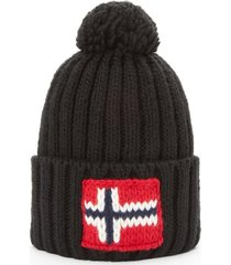 cappello napapijri n0ygse 041 black