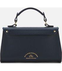 the cambridge satchel company women's mini daisy bag - navy