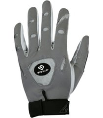 bionic gloves men's tennis gray gloves