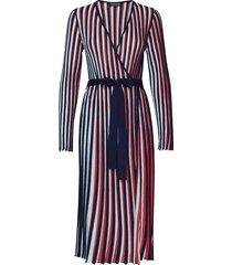 camden, 581 sparkle knit gebreide jurk rood stine goya