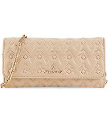 cesare quilted & studded wallet-on-chain