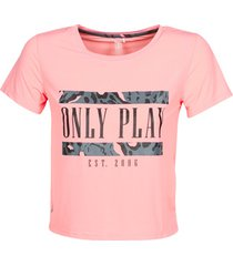 t-shirt korte mouw only play -