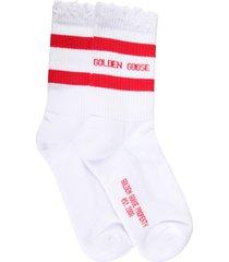 golden goose cotton socks