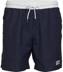 hmljordan board shorts swimwear boat shoes blå hummel