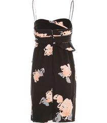 emporio armani short brassiere fantasy dress
