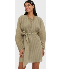 adoore sleeve statement dress glitter loose fit