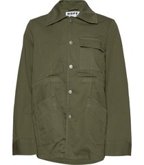 banda jacket outerwear jackets utility jackets groen hope