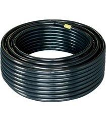 """mangueira para compressor de ar direto poliplastic, 1/8"""" x 2 mm, preta"""