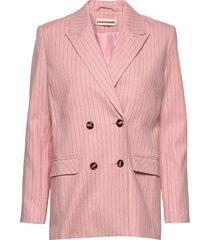 madelin stripes blazer colbert roze custommade