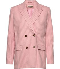 madelin stripes blazer colbert roze custommade