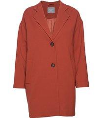coat lina zomerjas dunne jas rood lindex