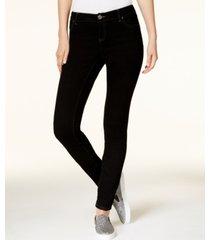 i.n.c. petite tummy control skinny jeans, created for macy's