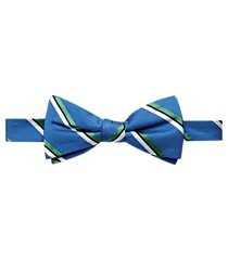 1905 collection stripe pre tie bow tie clearance