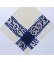 kit de 4 pc. guardanapo lisboa 47x47 cm 100%algodão importado de portugal