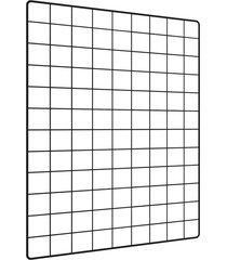 memory board l3 store quadro de fotos preto - 65cm x 45cm  6 mini prendedores
