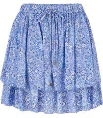 kjol blossom skirt
