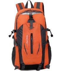 mochila/ al aire libre senderismo al aire libre de-naranja
