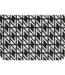 nordstrom printed leather wallet -