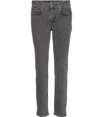 julie jeans rechte jeans grijs twist & tango