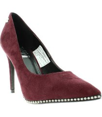 zapatos para mujer marca xti xti - violeta
