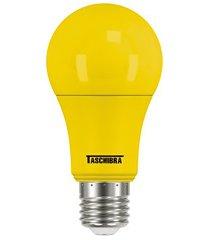 lâmpada led tkl colors 5w bivolt amarela