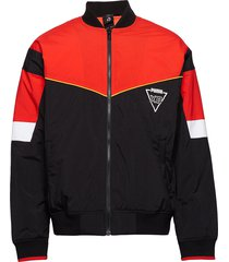 homage to archive bomber outerwear sport jackets blå puma